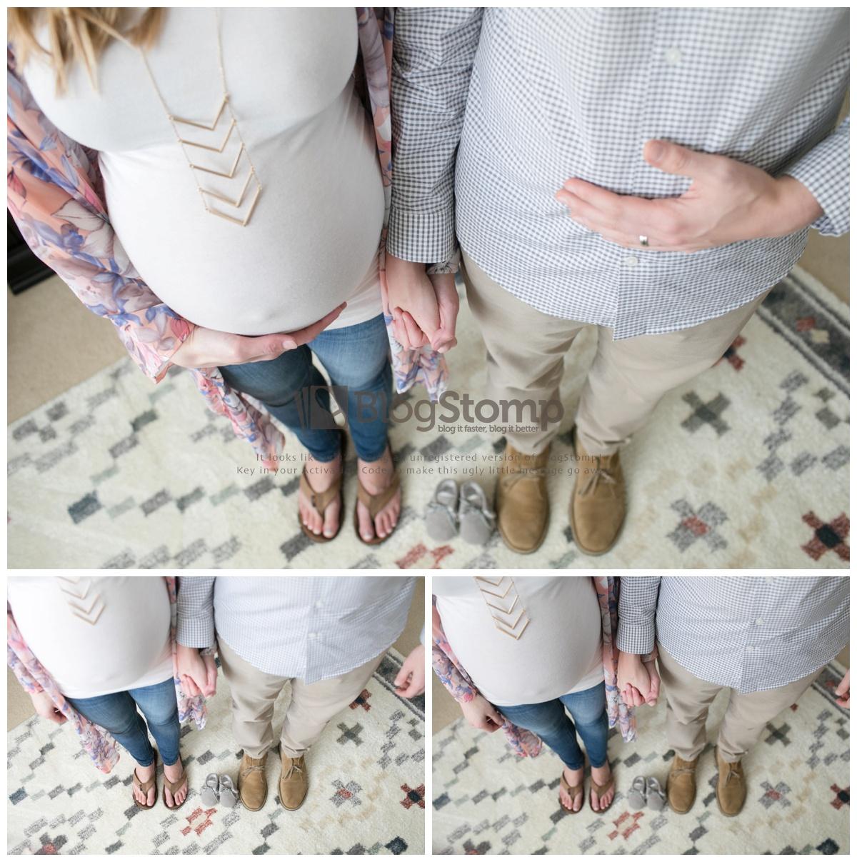 Morgan and Justin:: Maternity